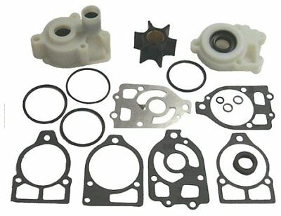 Sierra 18-3320 Alpha 1 Pump Housing Kit 6854393 0D469858 Sterndrine Boat
