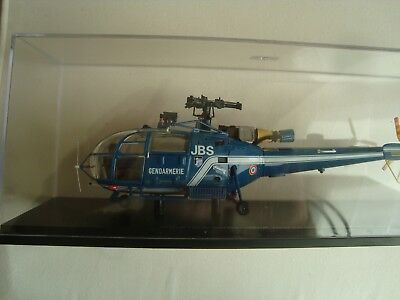 NEW PERFEX SUD-AVIATION ALOUETTE 3 HELICOPTERE GENDARMERIE 2eme version