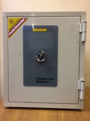 Data Safe Phoenix 2000 Data Care Fire Proof Safe Free Manchester Delivery**