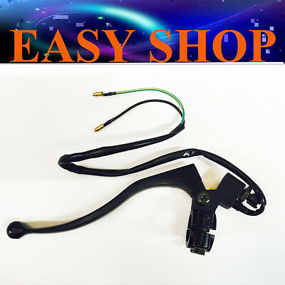 LEFT CLUTCH BRAKE LEVER WIRE 110cc 125cc 150cc Pit Dirt Bike Quad ATV Buggy PRO