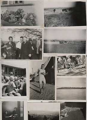 e1938)      50 VINTAGE-OLD REAL PHOTOS FROM AROUND AUSTRALIA & ELSEWHERE