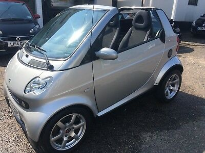 Smart Car Fortwo Convertible Passion. Full service history