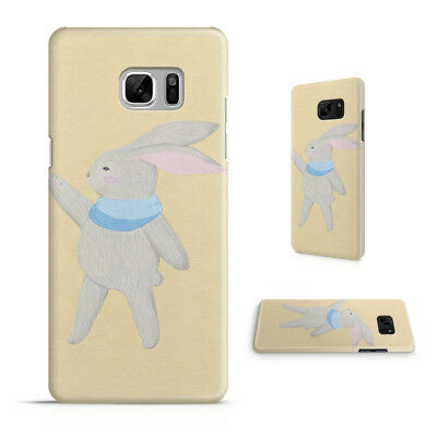 Cute Rabbit Bunny Sketch Art 2 Phone Case Cover For Samsung Galaxy S Series