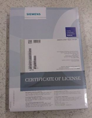 G5. SIEMENS Simatic Step 7 Basic V14 SP1 Software Portal Floating Licence
