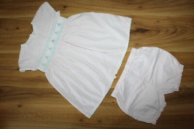 NEXT girls tunic shorts summer outfit 18-24 months *I'll combine postage*