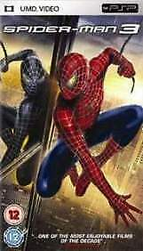 Spiderman 3 UMD