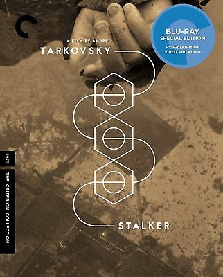 Stalker - Criterion Collection Blu-Ray NEW BLU-RAY (CC2782BDUK)
