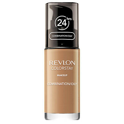 Revlon 24H ColorStay Makeup Foundation for Combination/Oily Skin 30ml Shades