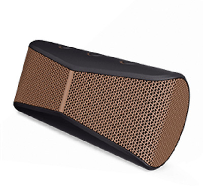 Logitech 984-000392 X300 Mobile Wireless Stereo Speaker, Copper