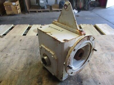 Grove Gear Iron Man Gr Reducer #5111002J Cat#gr8263522.23 60/1:ratio Used
