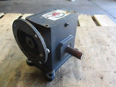 Grove Gear Iron Man Grl Reducer #5111158J Cat#grl8260165.00 Ratio:50/1 Used