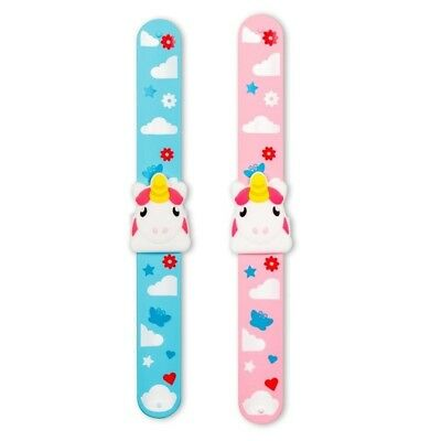 Unicorn Snap Bracelet - 29647 Slap Boys Girls Kids Fun Wristband Fashion Wrist