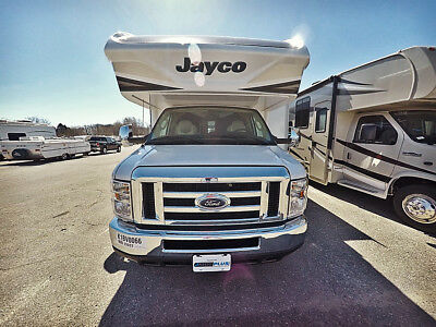 2019 Jayco Greyhawk Prestige 29MVP Beautiful Class C Gas Motorhome LOADED