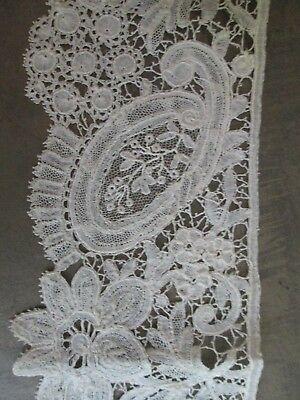 Antique Victorian Lace 2 Yards+