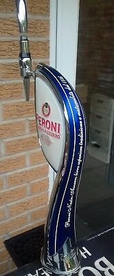 Peroni Lager Beer Pump/font And Tap Pbe Beer Equipment