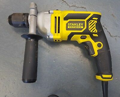 Stanley FATMAX Corded Hammer Drill  750w FME140 240v Good Quality powerful ,D7