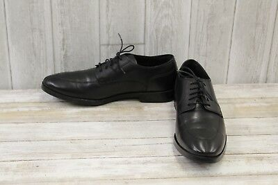 4f5ad873a2b COLE HAAN JAY Grand Apron Oxfords-Men s size 10 M Black -  36.00 ...