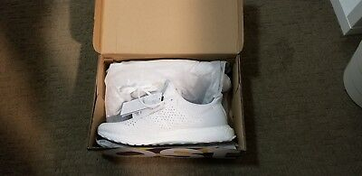 Adidas Ultra Boost Clima 'triple White' Size Us10.5/uk10