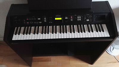Roland Atelier AT-5, Keyboard/Orgel