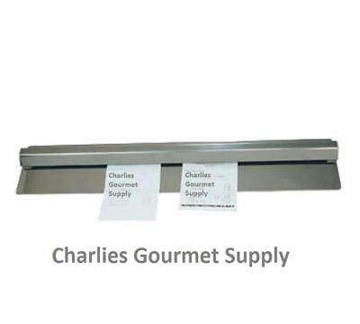 2 Update CHS-24 - Check Holder, wall-mount, 24 inch L Stainless Steel (2 Pieces)