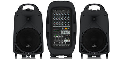 Behringer Europort Ppa2000bt Compact Pa