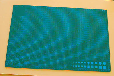 A3 Cutting Mat Self Healing Knife Board Crafts Models,3mm thick,5 layers,0.6kg
