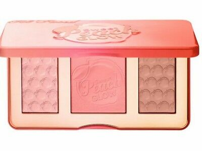 TOO FACED Sweet Peach Glow Peach-Infused Highlighting Palette 100% AUTHENTIC