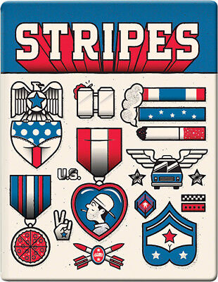 Stripes - Limited Edition Steelbook [Blu-ray] New and Factory Sealed!!