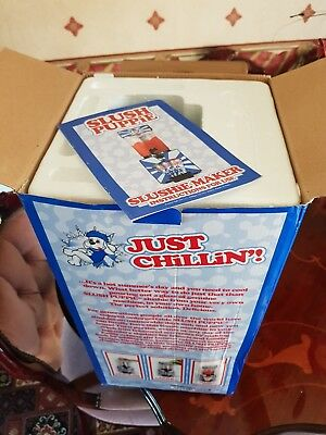 Genuine *NEW* Slush Puppie Machine Frozen Ice Slushie Drink Maker Home Slushy