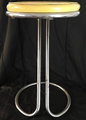 Z Stool by Gilbert Rohde for Troy Sunshade. Vintage Modern 1930s Collectors Item