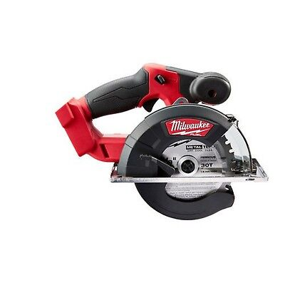 "Milwaukee 2782-20 M18 FUEL 18V Brushless Lithium-Ion 5-3/8""Cordless Metal... New"