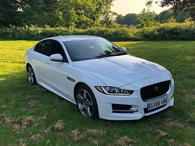 2016 66 Jaguar Xe R Sport Turbo Diesel Auto Nice Car Damaged Salvage Drive Away