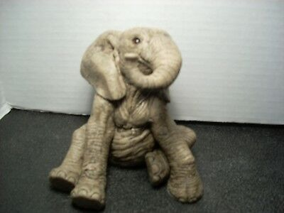 The Herd Martha Carey #3112 Slide Elephant Figurine Figure Statue Sculpture NIB