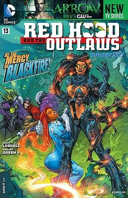 Red Hood And The Outlaws #13 New 52 DC Comics NM