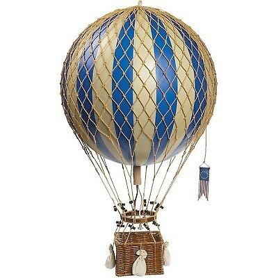 Authentic Models Royal Aero Balloon in Blue New