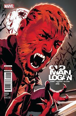 Old Man Logan #15 Marvel Comics