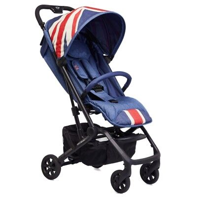 Mini Buggy XS Union Jack Vintage - Colores - Azul