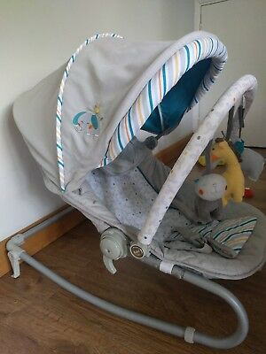 Babies R Us Musical And Reclining Baby Bouncer Rocker 6 90