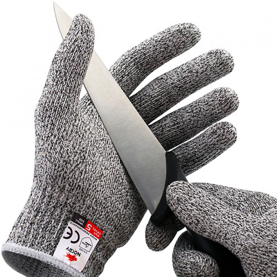 Cut Resistant Gloves Level 5 Protection Food Grade Kitchen Glove for Hand Safety