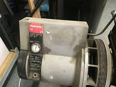 Hydrovane 13 Air Compressor, Dryer & Receiver