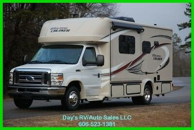 2018 Gulf Stream Btouring 5230 New Class C Gas Motorhome Coach RV Slide Levelers