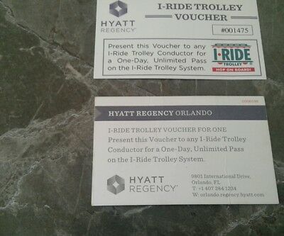 International Drive trolley vouchers Orlando Florida 10 off