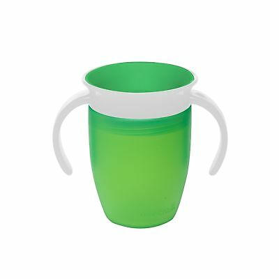 Munchkin Miracle 360 Trainer Cup, 7 Ounce 1-Pack - Green