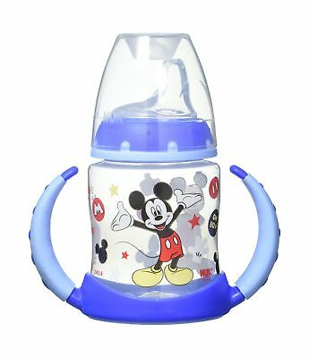 NUK Disney Learner Cup with Silicone Spout, Mickey Mouse, 5-Ounce 1