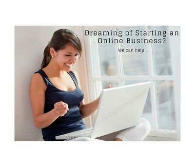 Dreaming of Starting an Online Business?  Get Your Free 7 Part Video Series!