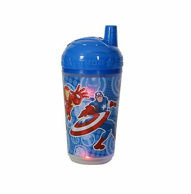 Marvel Avengers Light up Suppy Cup, Blue