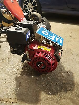 Tony kart rolling chassis and engine