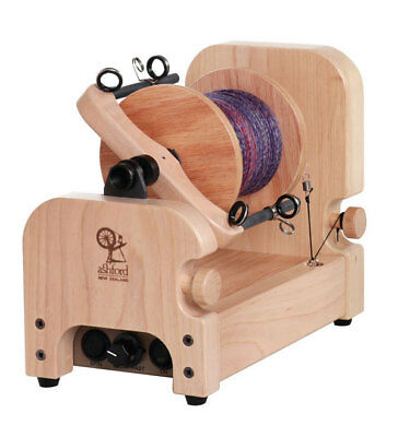 Ashford e-Spinner3 Electronic Spinning Wheel - spinning just became a lot easier