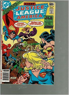 Justice League America 157  Atom and Jean Loring Wedding VF+