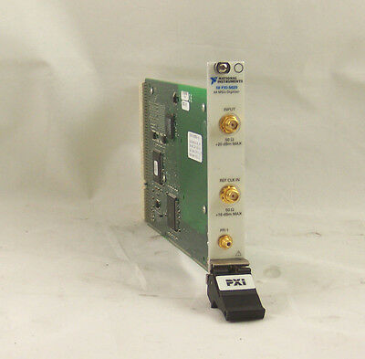 National Instruments PXI-5620 64MS/s Digitizer 14bit